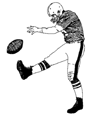 Illustration for article titled The Story Behind The Story: How Far Can You Punt A Football?