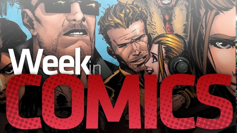 Illustration for article titled This Week's Most Interesting New Comic Books Include Dead Rising and... James Bond Star Wars??