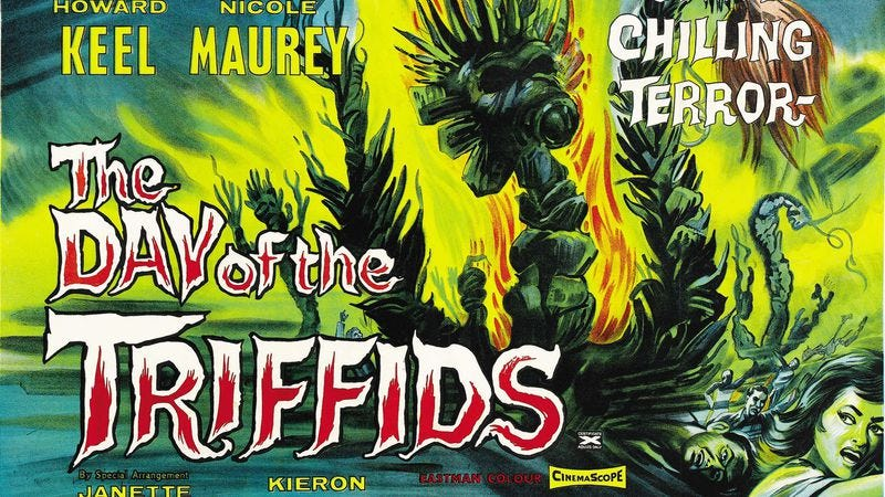 Illustration for article titled R.I.P. Bernard Glasser, producer of classic B-movies like Day Of The Triffids