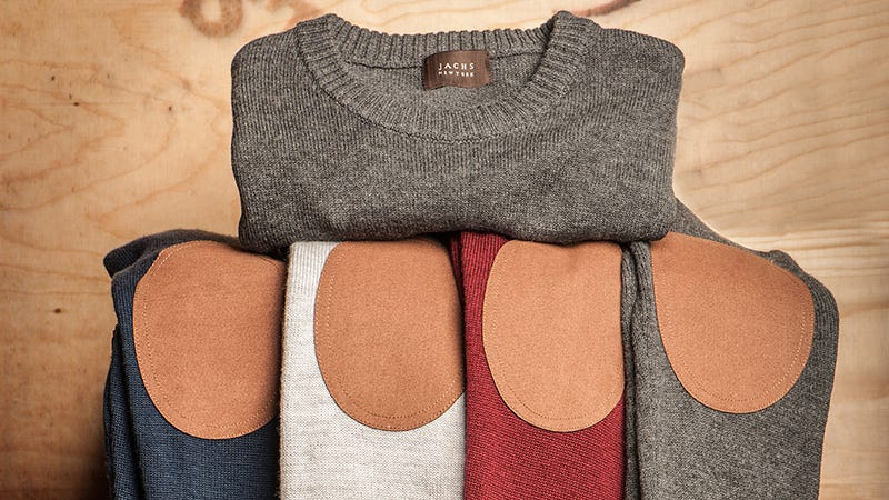 Illustration for article titled Layer Up In Warm, Comfortable Fall Sweaters From Jachs Starting at $39 (50% Off)