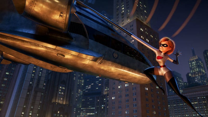 Making Incredibles 2 was often as difficult as taking down a helicopter with your bare hands.