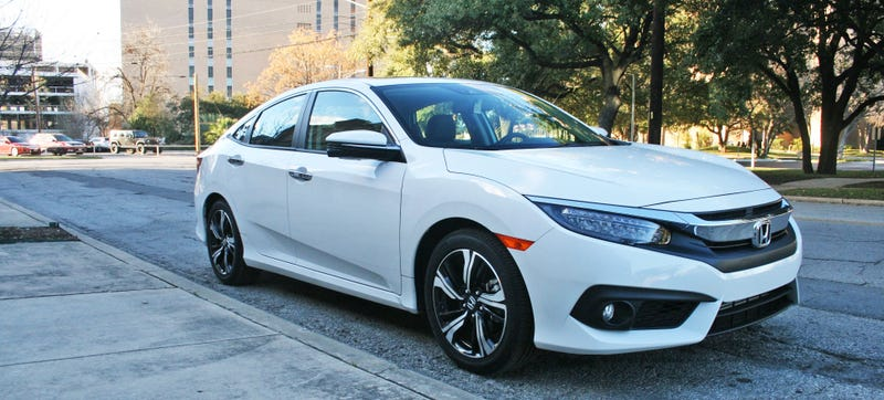 Illustration for article titled The 2016 Honda Civic Is A Return To Hondas You Actually Want To Own