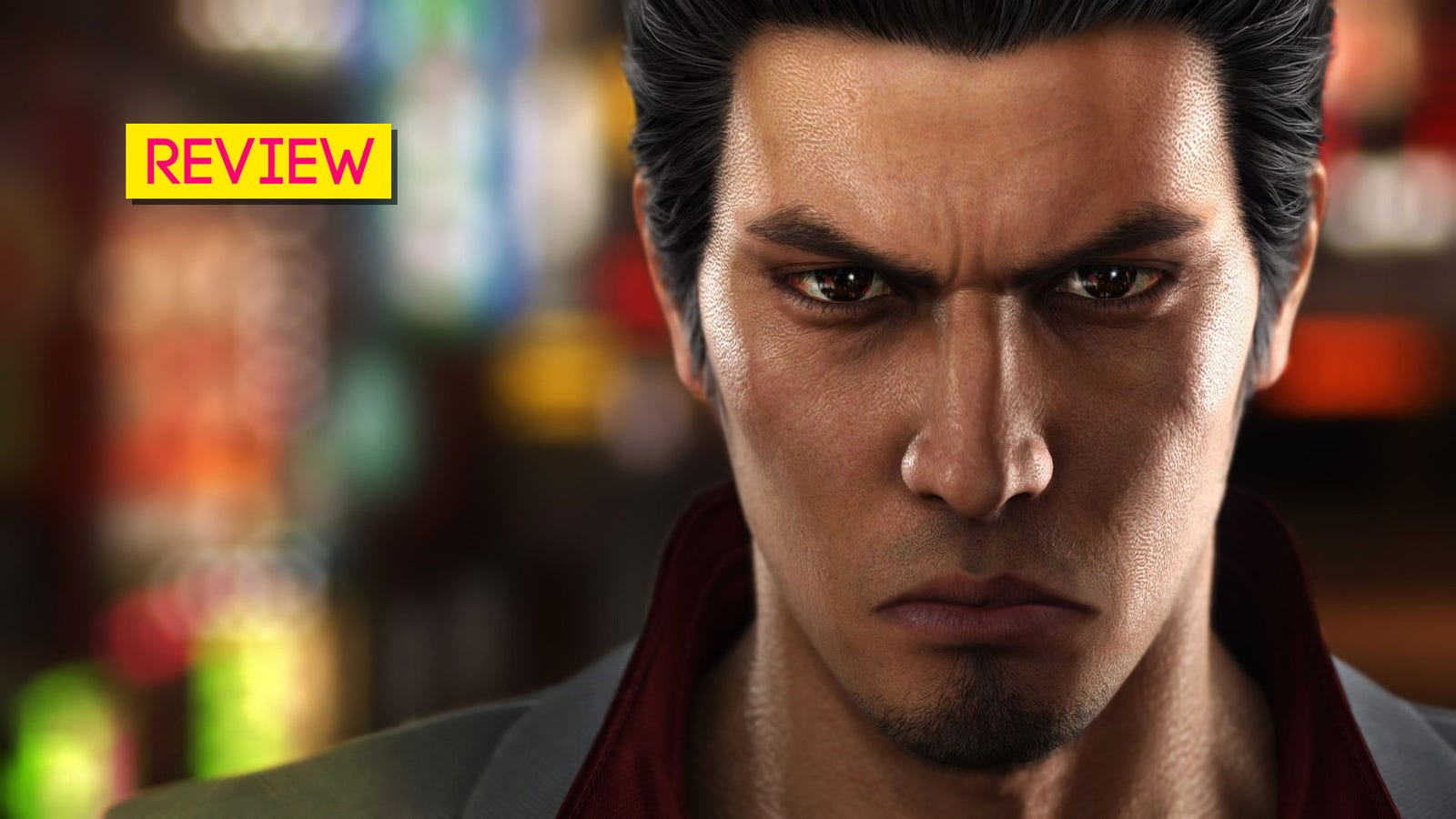 Yakuza 6: The Kotaku Review