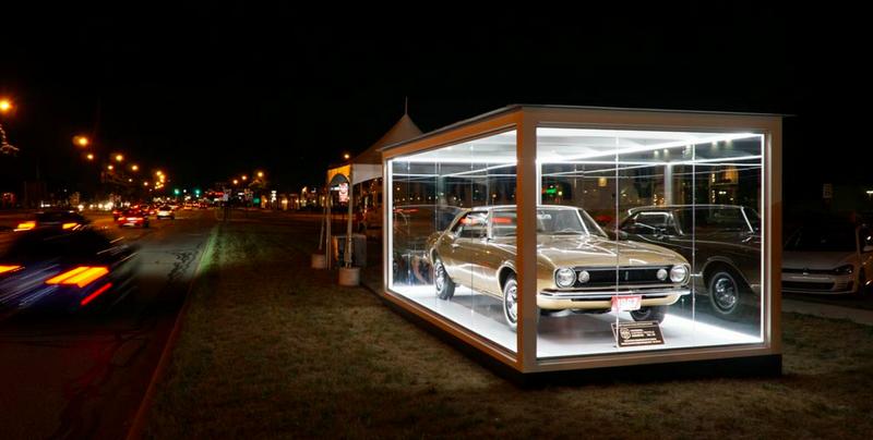 Photo: Historic Vehicle Association