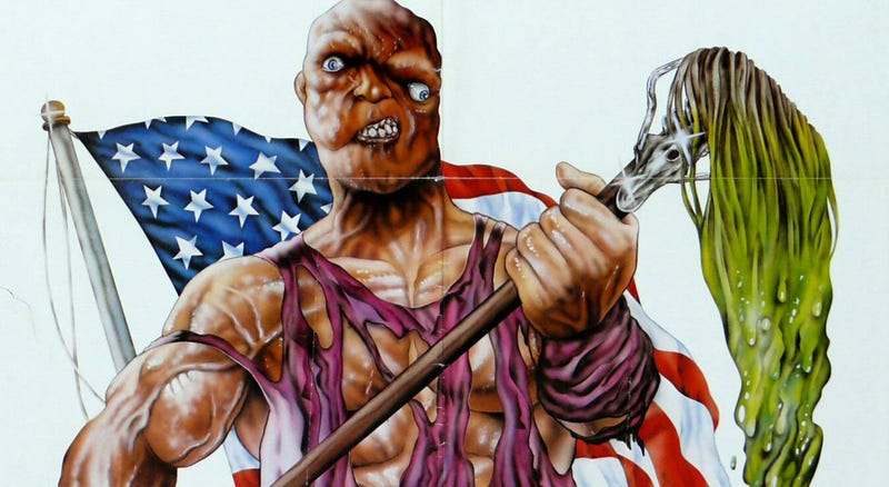 Illustration for article titled The Toxic Avenger Will Return in a New Film From a Sausage Party Co-Director