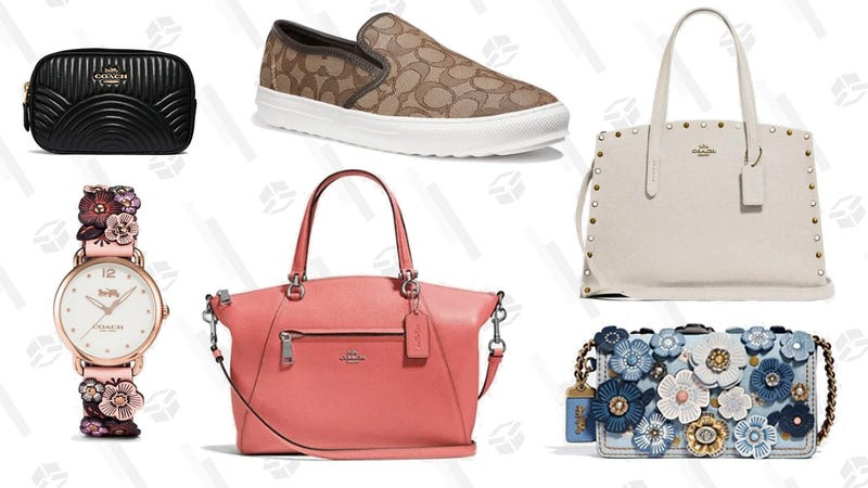 30% Off Women's Sale Event | Coach | Promo code MOM19