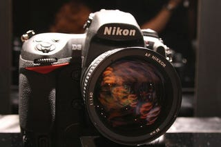 Illustration for article titled Nikon D3 Camera Is So Good Reviewer Doesn't Want to Send It Back
