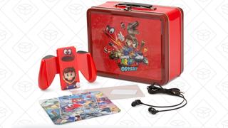 Lonchera de Super Mario Odyssey | $17 | Amazon