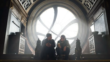 Doctor Strange Is a Gorgeous Superhero Movie You've Seen Too