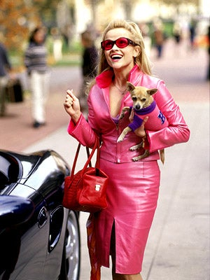 Even Elle Woods knew about endorphins. (MGM)