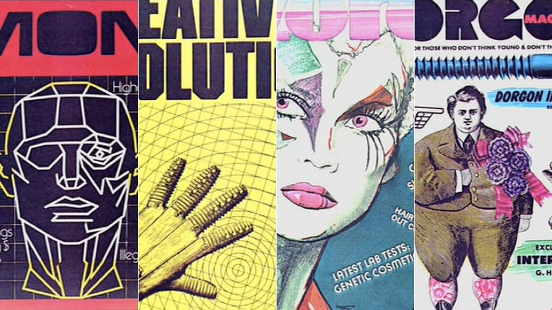 Illustration for article titled Blade Runner Superfan Recreates Dystopian Magazines from Scratch (Update)