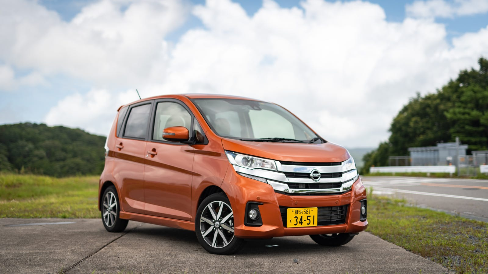 I Lived With a Japanese Kei Car for a Week and This Is ...