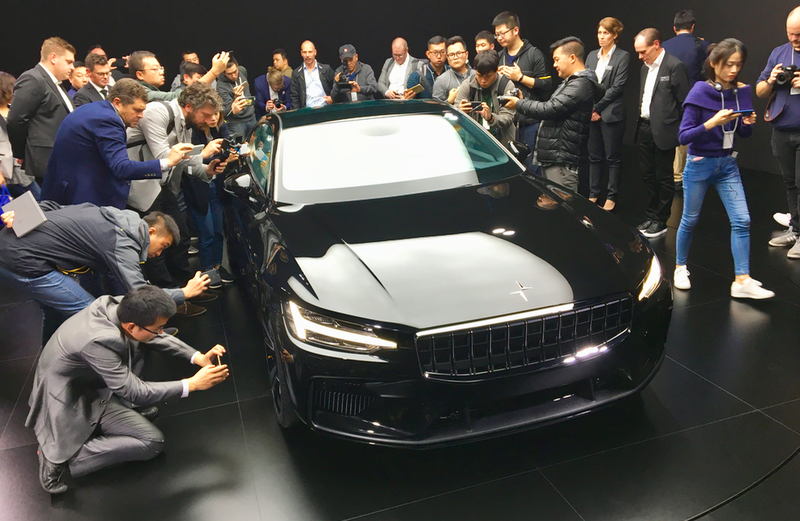 Illustration for article titled Here Are More Details And Live Pictures Of The Polestar 1 But There Are Still Lots Of Questions