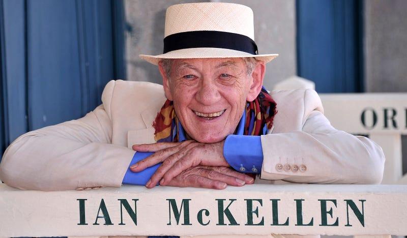 Illustration for article titled Ian McKellen Decides He'd Rather Not Write a Memoir After All, Sends the Money Back