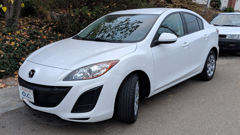 Illustration for article titled I Bought It: Mazda 3 Edition