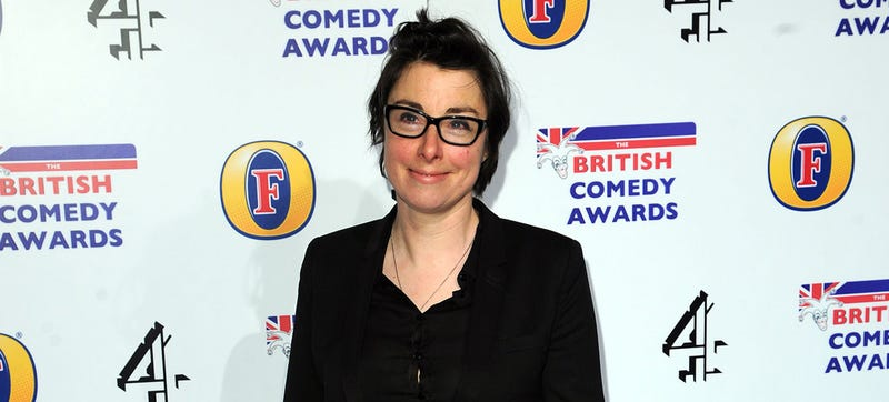 Illustration for article titled Rumored Clarkson Top Gear Replacement Sue Perkins Received Death Theats