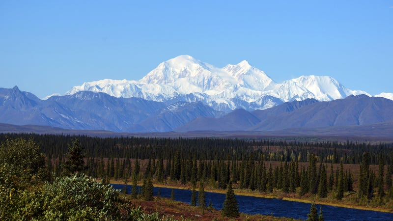 Illustration for article titled Scientists Say Climate Change Might Turn Denali Into a Literal Mountain of Shit