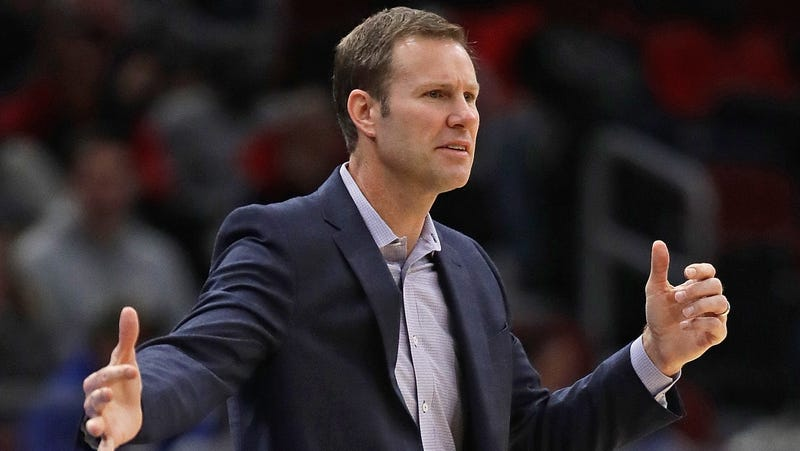 Illustration for article titled Fred Hoiberg's Disappointing, Forgettable Time With The Bulls Has Come To An End