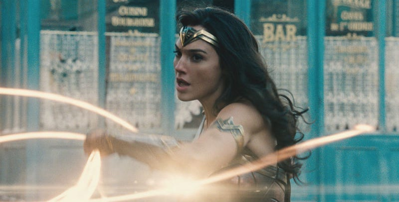 Gal Gadot as Wonder Woman. Image: Warner Bros.