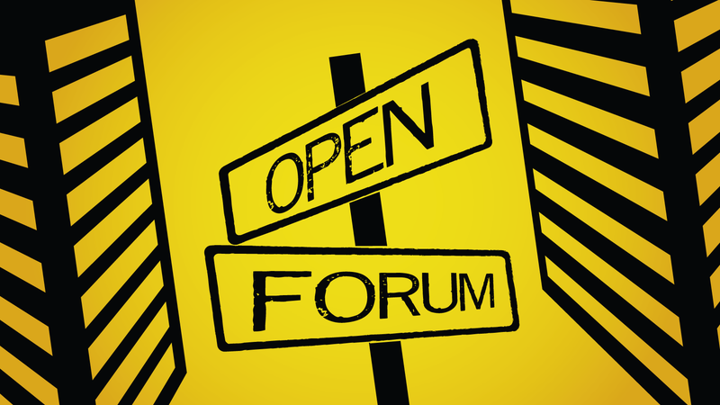 Illustration for article titled Open Forum: Left With The Right Choice