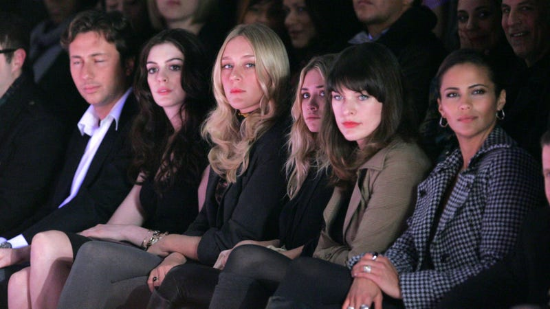 Illustration for article titled Chloë Sevigny Does Not Enjoy Going to Fashion Shows Unless She's Getting Paid