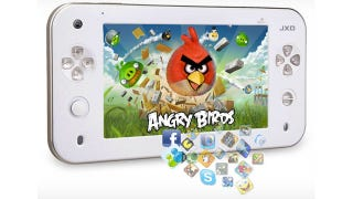 Illustration for article titled Android Tablet Rips Off Sony, Nintendo, Angry Birds and Everyone Else
