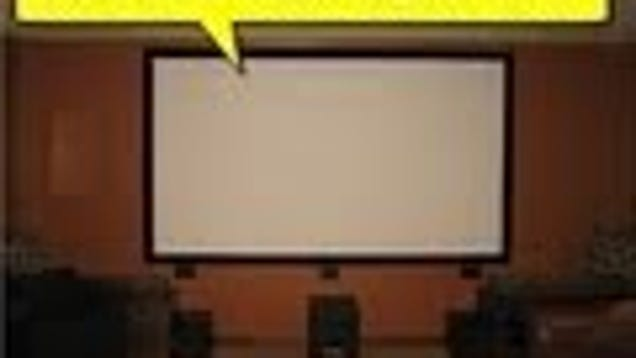 . Turn Your Wall into an Awesome DIY Projector Screen for Less Than  50