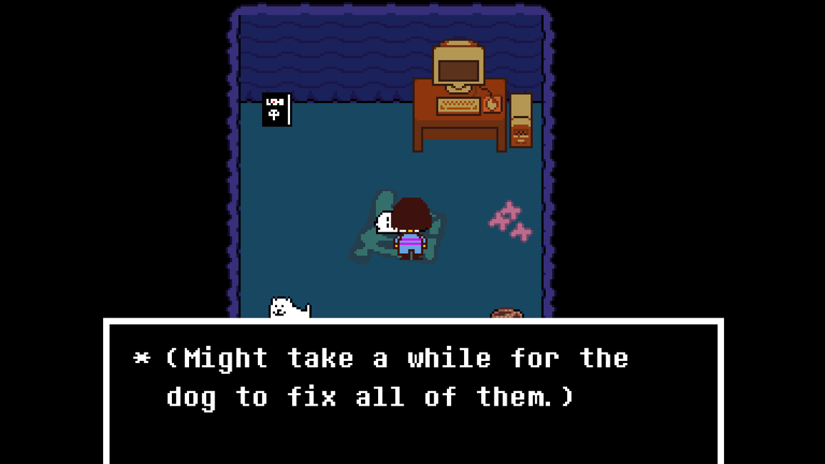 Players Uncover New Secrets Buried In Undertale's First Big Patch