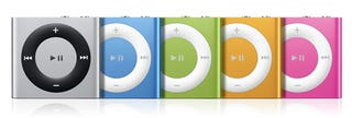 Illustration for article titled The New iPod Shuffle (and Its Buttons!)