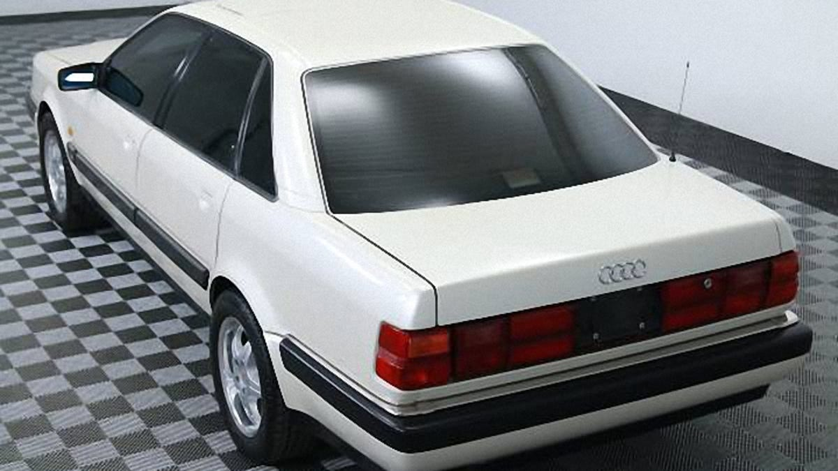 How About This Clean Audi V Quattro Survivor For - Audi v8
