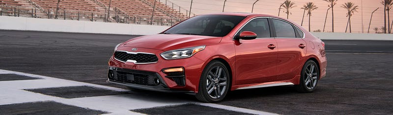Illustration for article titled Why Does The New Kia Forte Remind Me Of The Final Gen Pontiac Grand Am GT?