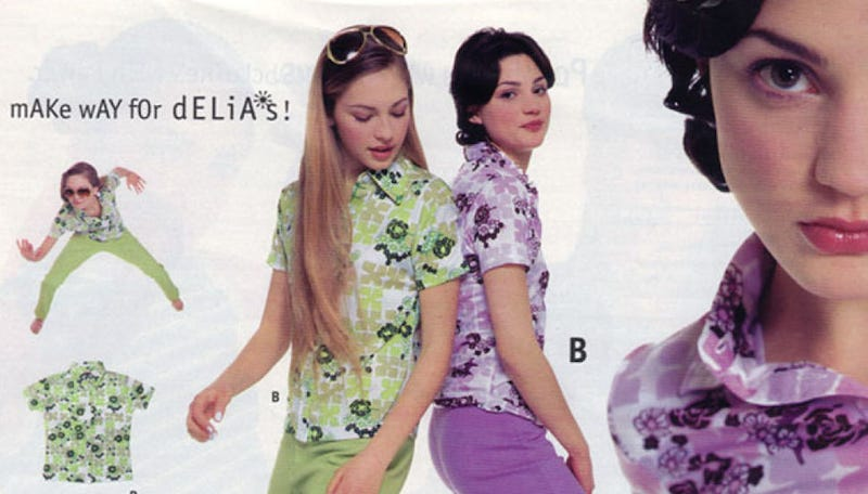 Illustration for article titled Delia's to File for Bankruptcy, RIP Delia's