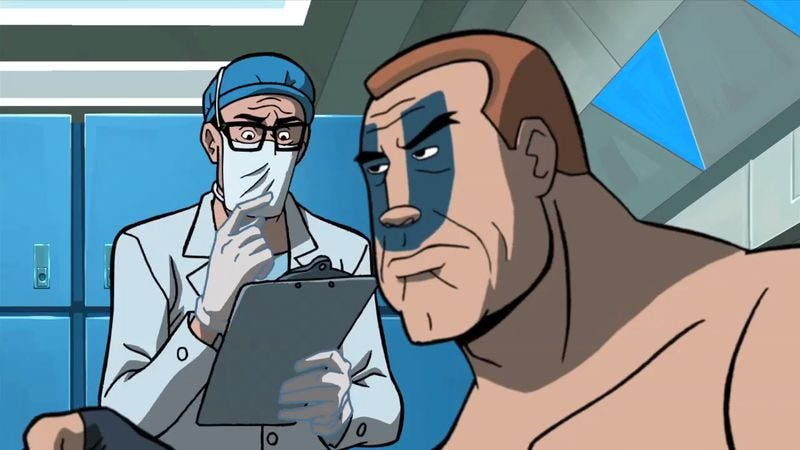 "Illustration for article titled The Venture Bros.: ""O.S.I. Love You"""