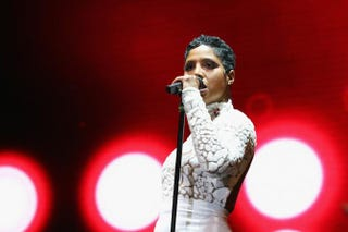 Toni Braxton performs at Sun Life Stadium in Miami Gardens, Fla., on March 21, 2015.Aaron Davidson/Getty Images