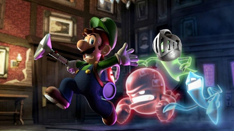 Illustration for article titled Tips For Playing Luigi's Mansion: Dark Moon