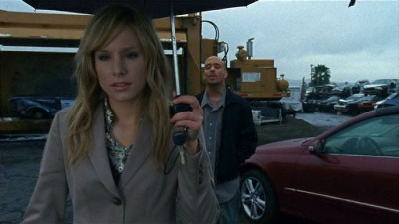 """Illustration for article titled Veronica Mars: """"There's Got To Be A Morning After Pill """"/""""Postgame Mortem"""""""