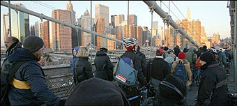Illustration for article titled NYC Transit Strike:  Instant carpool