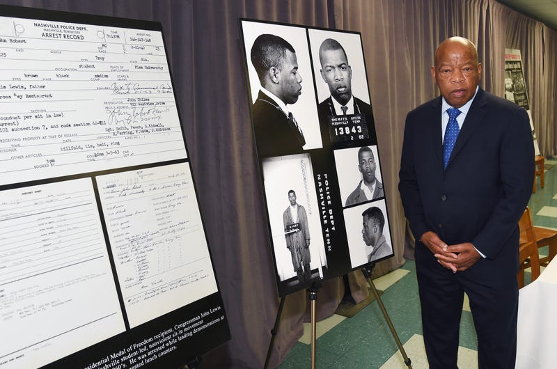 Rep. John Lewis (Rick Diamond/Getty Images)