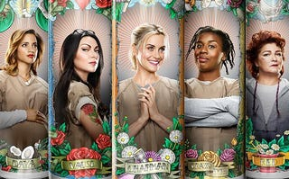 Illustration for article titled OITNB Spoiler Post: Sunday Funday