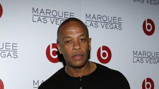 Dr. Dre at The Cosmopolitan of Las Vegas on January 10, 2013 in Las Vegas, Nevada.Isaac Brekken/Getty Images for Beats by Dre