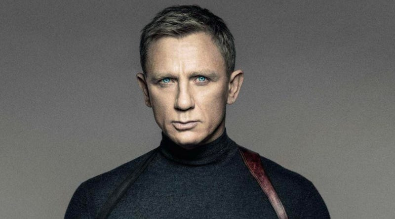 Daniel Craig is expected to return to play James Bond on November 8, 2019. Image: Sony
