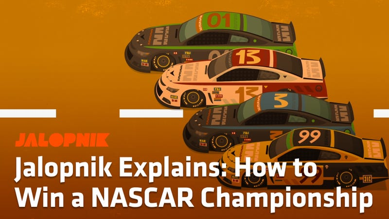 How To Win A Championship Title In This New, Confusing Age Of NASCAR