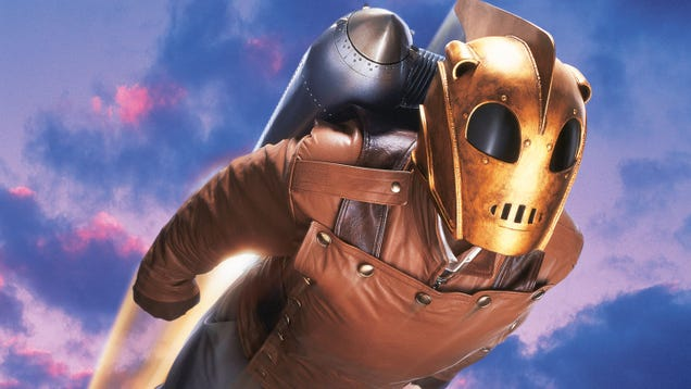 The Rocketeer Will Return in a New Disney+ Movie