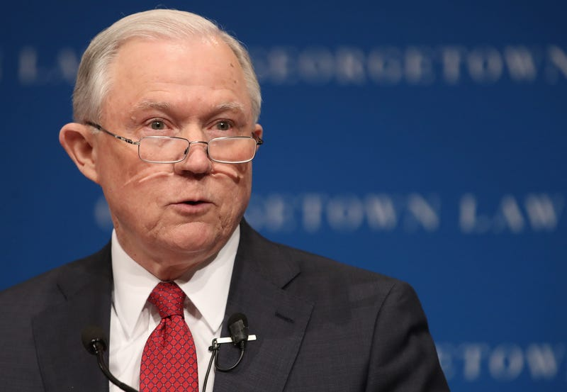 Sessions reverses DOJ policy on transgender employee protections