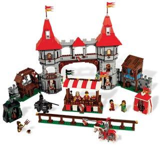 Illustration for article titled Deals: Kingdoms Joust 20% off at Lego.com