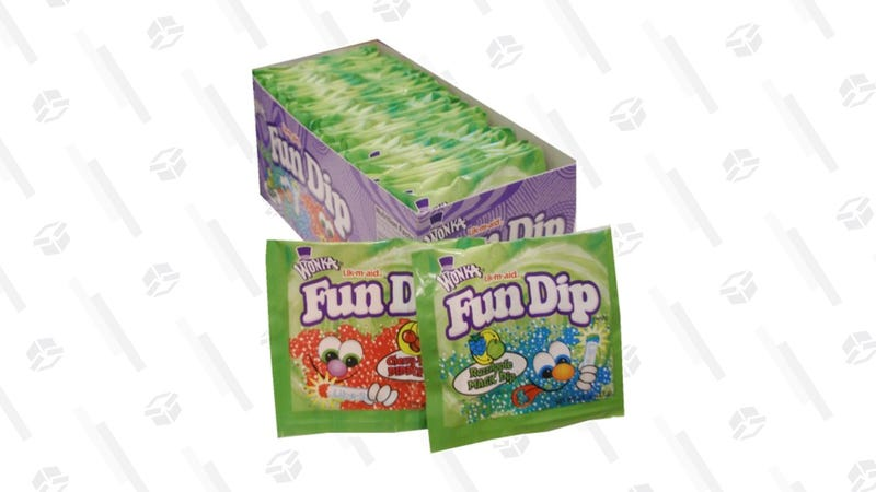 Fun Dip Assorted Flavor Party Pack, 48-Count | $8 | Amazon