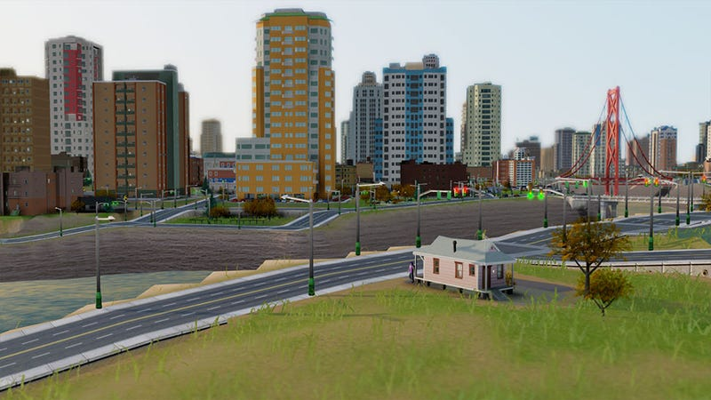 Illustration for article titled SimCity's Problems Have Caused This Family Nothing But Suffering