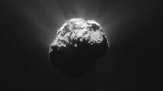 "What Other Scientists Are Saying About Today's ""Life on a Comet"" Claim"