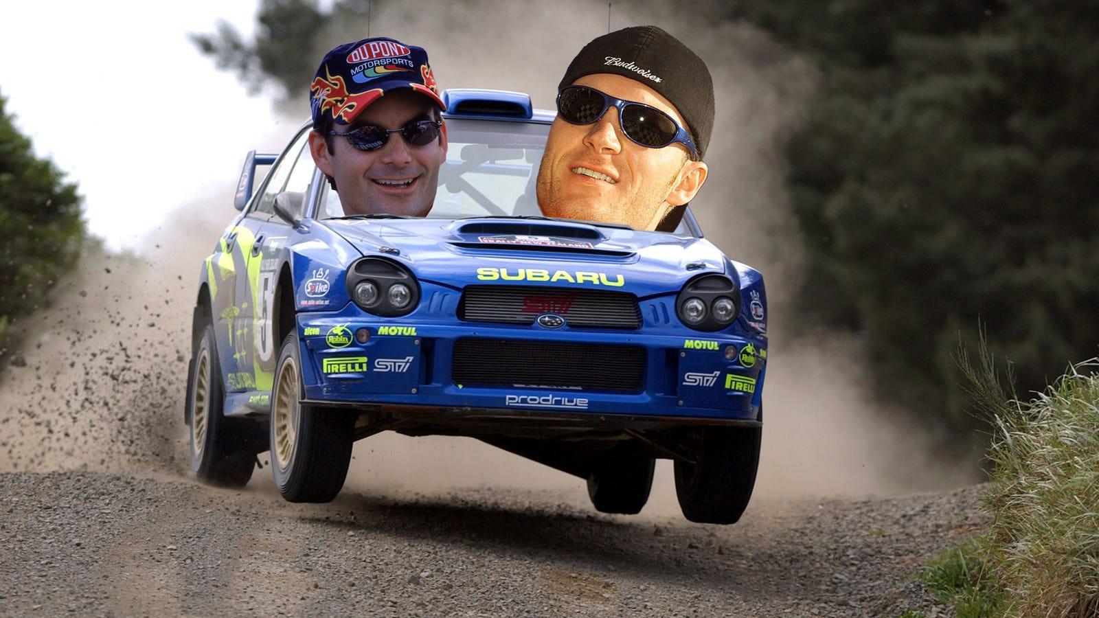 WRC Is NASCAR