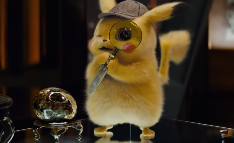 Illustration for article titled Lo creas o no, Detective Pikachu es una buena película